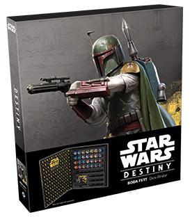 Star Wars Destiny: Carpeta para Dados Boba Fett