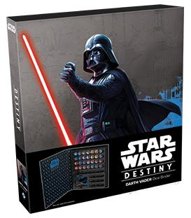Star Wars Destiny: Carpeta para Dados Darth Vader