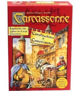 Carcassonne: Constructores y Comerciantes