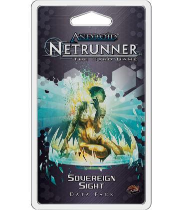 Android Netrunner: Sovereign Sight / Ciclo Kitara 1 (Inglés)