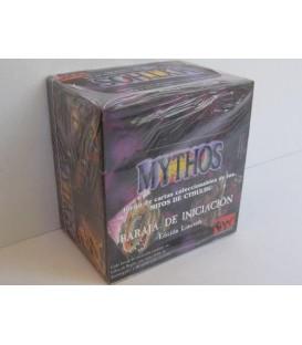 Mythos - Caja de Barajas de Iniciación (Castellano)