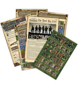 Heroes of Normandie: Gazette 3 (Inglés)