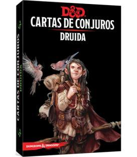 Dungeons & Dragons: Druida (Cartas de Conjuros)