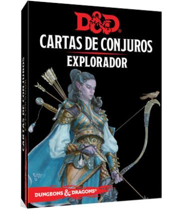 Dungeons & Dragons: Explorador (Cartas de Conjuros)