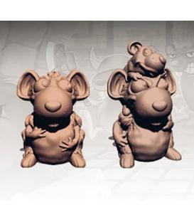 Ratland: Miniaturas de Rata (85)