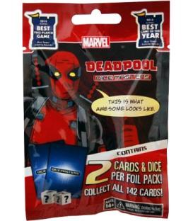 Dice Masters: Deadpool - Sobre (Inglés)