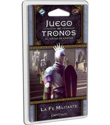 Juego de Tronos LCG: La Fe Militante / Bandada de Cuervos 5