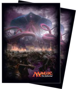 Magic the Gathering: Fundas Ilustradas Emrakul The Promised End (80)