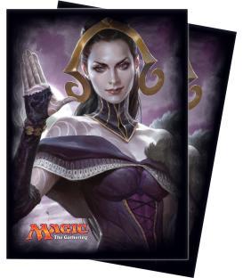 Magic the Gathering: Fundas Ilustradas Ultra Pro Oath of Liliana (80)