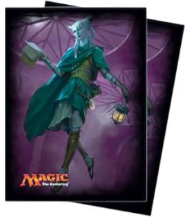 Magic the Gathering: Fundas Ilustradas Tamiyo Field Researcher (80)