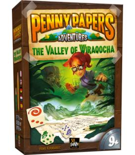 Penny Papers: El Valle de Wiracocha