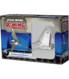X-Wing: Lanzadera Clase Lambda