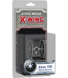 Star Wars X-Wing: Caza TIE