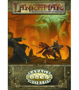 Savage Worlds: Lankhmar - Enemigos Salvajes de Nehwon