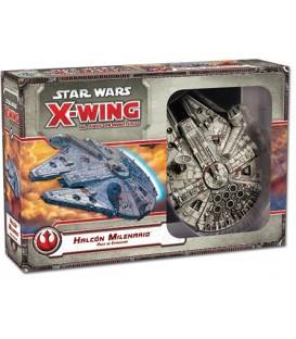 X-Wing: Halcón Milenario