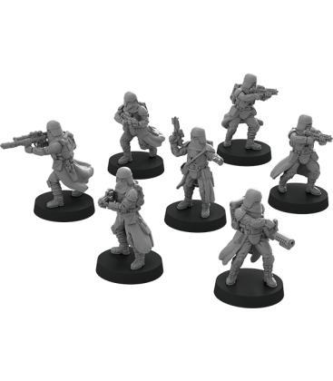Star Wars Legion: Soldados de las Nieves