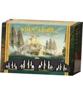 Sails of Glory: Caja Básica (Devir)