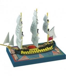 Sails of Glory: Bellona 1760 / Goliath 1781