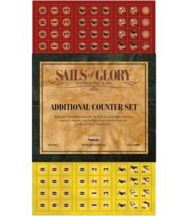 Sails of Glory: Fichas Adicionales
