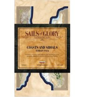 Sails of Glory: Costas y Bancos de Arena