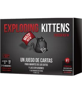 Exploding Kittens: Edición NSFW