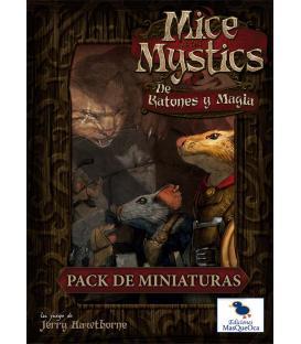 Mice and Mystics: Pack de Miniaturas