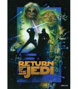 Fundas Ilustradas Return of the Jedi (TM)
