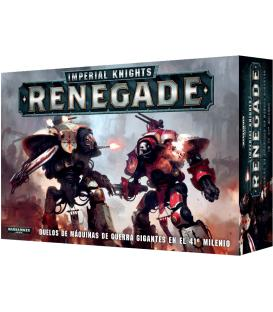 Warhammer 40,000: Imperial Knights - Renegade