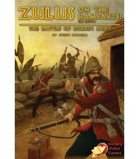 Zulus on the Ramparts! (Inglés)