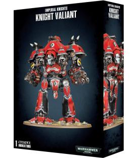 Warhammer 40,000: Imperial Knights - Knight Valiant