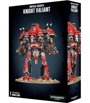 Warhammer 40,000: Imperial Knights Knight Valiant