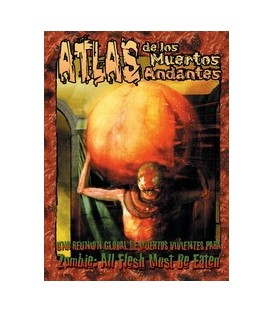Zombie: Atlas de los Muertos Andantes