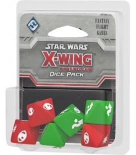 Star Wars X-Wing: Pack de Dados
