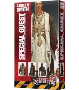 Zombicide Special Guest: Adrian Smith