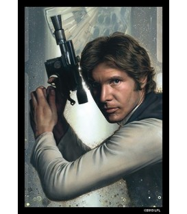 Fundas Ilustradas Han Solo
