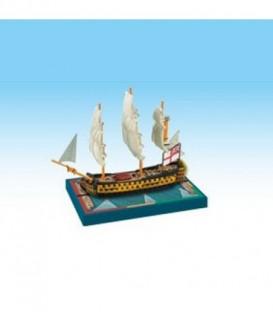 Sails of Glory: Queen Charlotte 1790 / Ville de Paris 1795