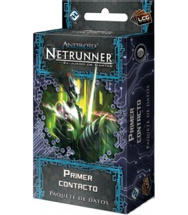 Android Netrunner: Primer Contacto / Ciclo Lunar 3