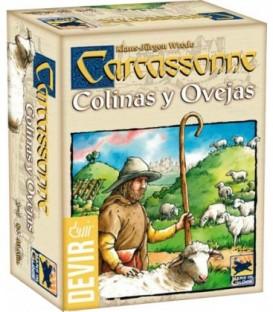 Carcassonne: Colinas y Ovejas (Edición Antigua)