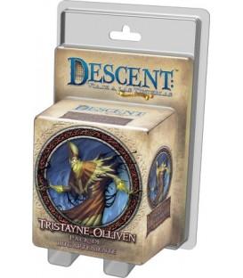 Descent: Lugarteniente Tristayne Olliven