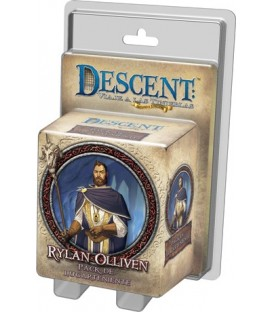Descent: Lugarteniente Rylan Olliven