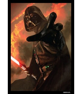 Fundas Ilustradas Power of the Dark Side