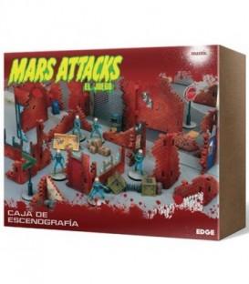Mars Attacks: Caja de Escenografía