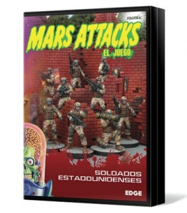 Mars Attacks: Soldados Estadounidenses