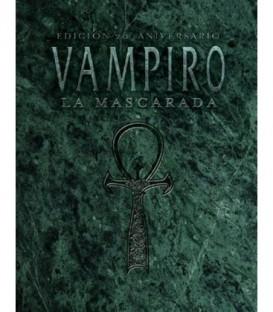 Vampiro La Mascarada 20º Aniversario (Edición Tapa Dura)