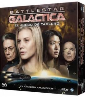 Battlestar Galactica: Amanecer