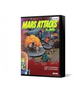 Mars Attacks: Matanza de Civiles