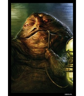 Fundas Ilustradas Jabba the Hutt