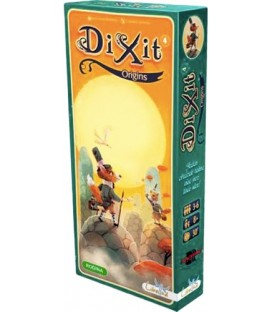 Dixit 4 - Origins