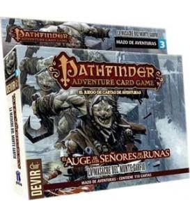 Pathfinder: El Auge de los Señores de las Runas (Mazo 3. La Masacre del Monte Garfio)