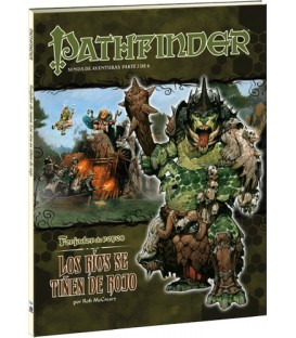 Pathfinder: Forjador de Reyes 2 (Los Ríos se Tiñen de Rojo)